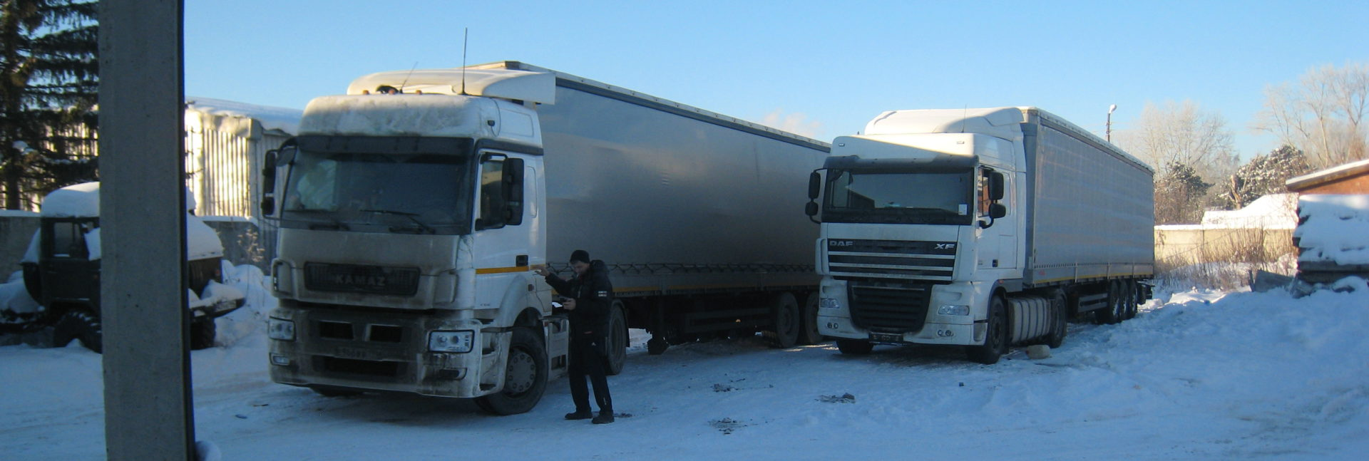 Предрейсовый осмотр водителей в Екатеринбурге
